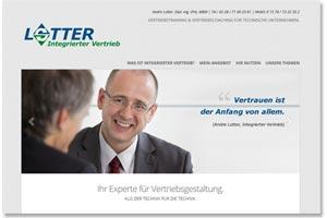 Andre Lotter - Integrierter Vertrieb